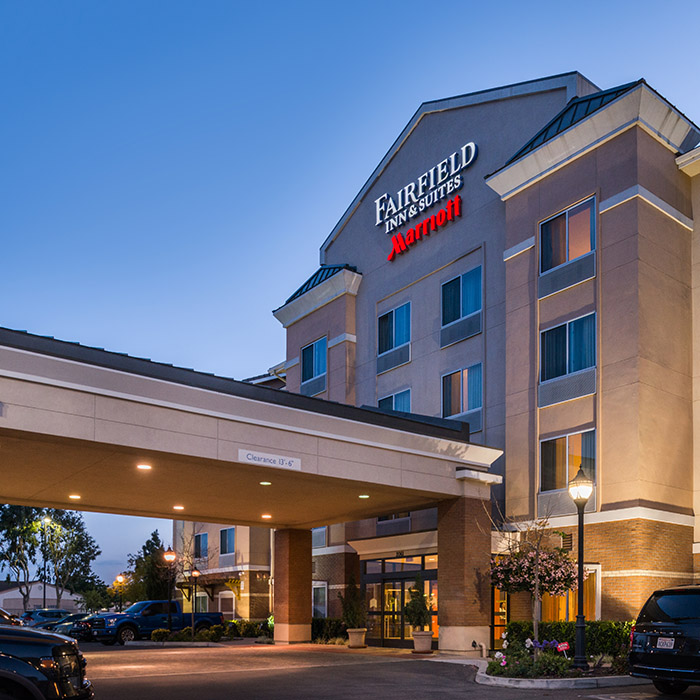 Fairfield Inn & Suites, Marriott, Santa Maria Valley, California