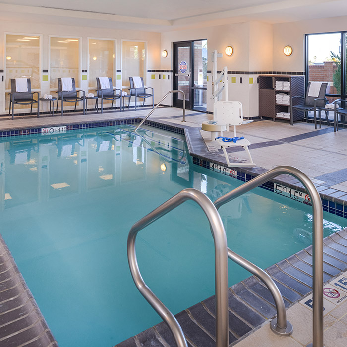 Marriott, hotel, pool, fitness, Santa Maria Valley, California